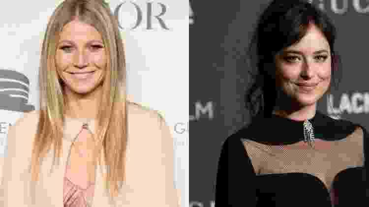 Gwyneth e Dakota - Getty Images - Getty Images