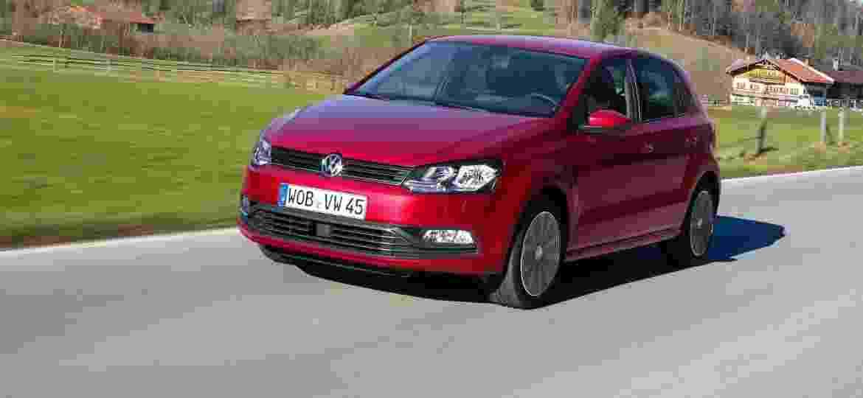 VW garantiu não haver irregularidades em motores que equipavam modelos como o Polo em 2016 - Divulgação