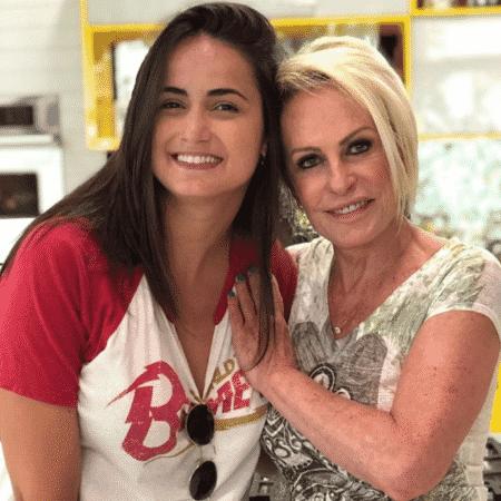Mari Palma e Ana Maria Braga - Reprodução/Instagram