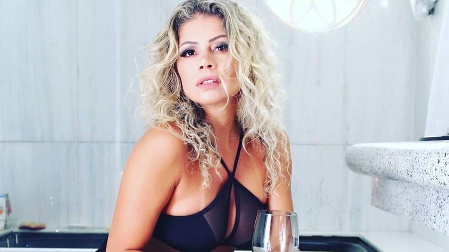 """Cátia Paganote vai lançar a biografia """"Minha Vida é um Xou""""   - Divulgação/Leo Ornellas"""