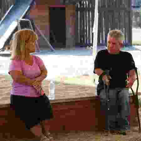 Amy e Matt, seu ex - Divulgação/ TLC