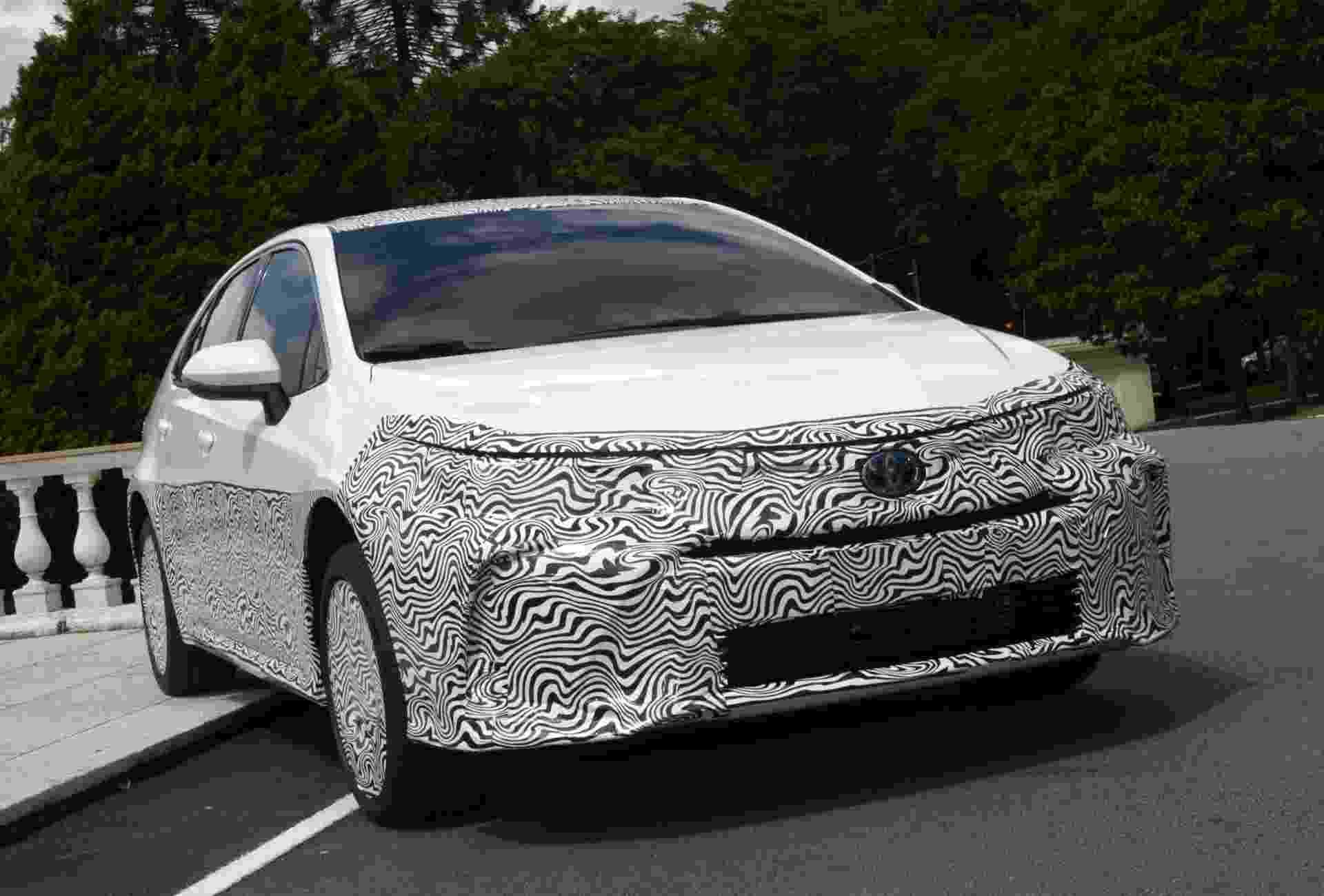Toyota Corolla Hybrid Flex - Murilo Góes/UOL