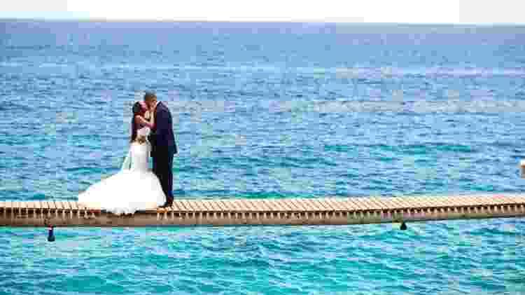 Casamento Jamaica - Divulgação/Cendino Temé - Divulgação/Cendino Temé