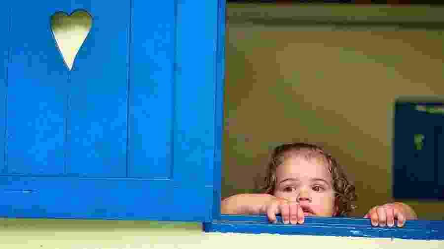Bella, filha de José Loreto e Débora Nascimento - Reprodução/Instagram