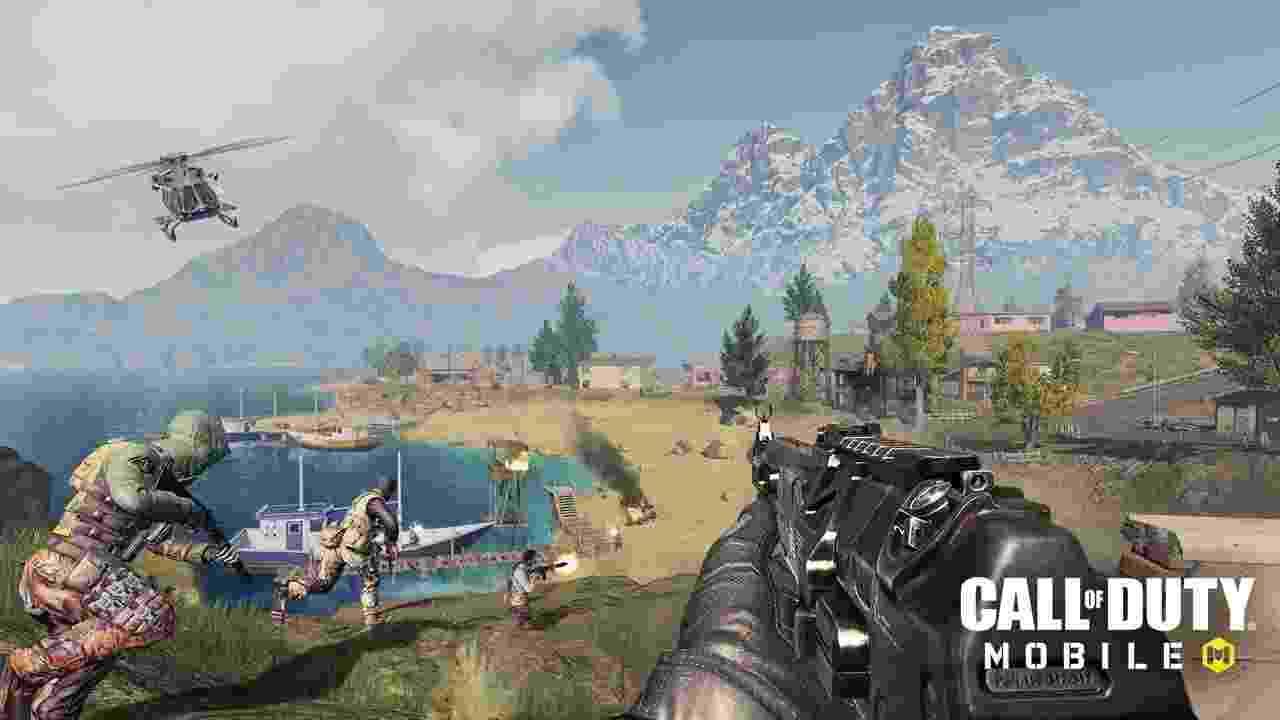 Call of Duty: Mobile - Reprodução