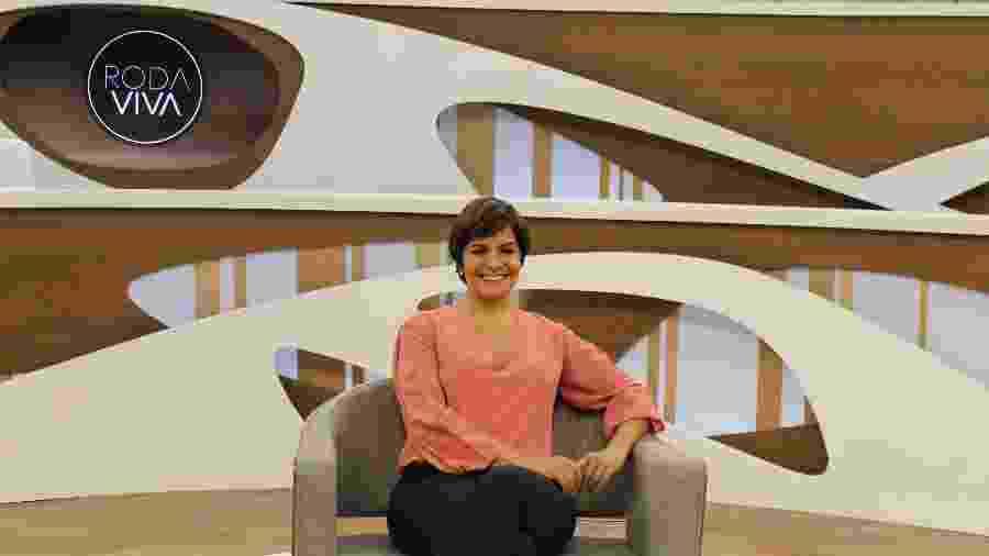 Vera Magalhães estreia como apresentadora do Roda Viva nesta segunda-feira (20) - TV Cultura