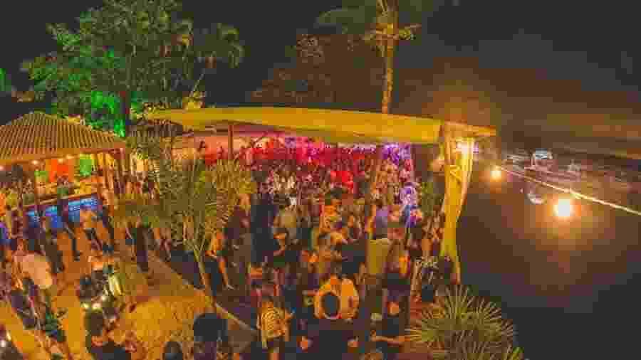 Boates do litoral sul de São Paulo investem em festas privadas para a virada - Instagram/cafedelamusiqueguarujaoficial