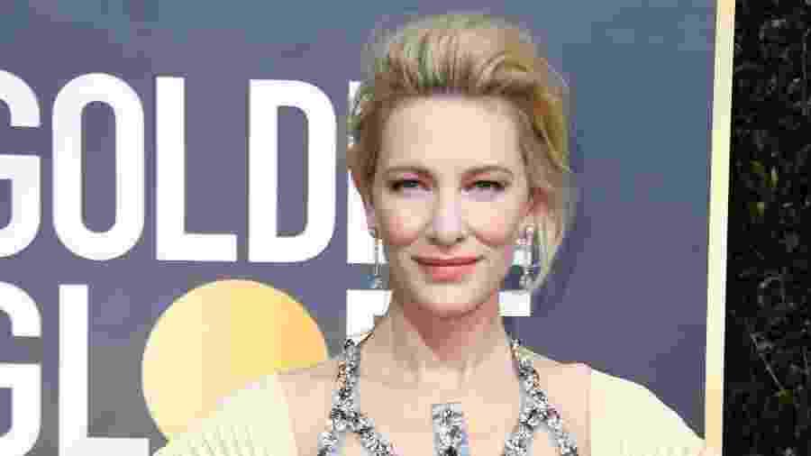 A atriz australiana Cate Blanchett - Valerie Macon/AFP