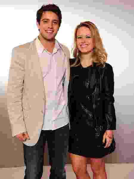 Mari Bridi e Rafael Cardoso estão juntos há 13 anos - Rede Globo/Estevam Avellar