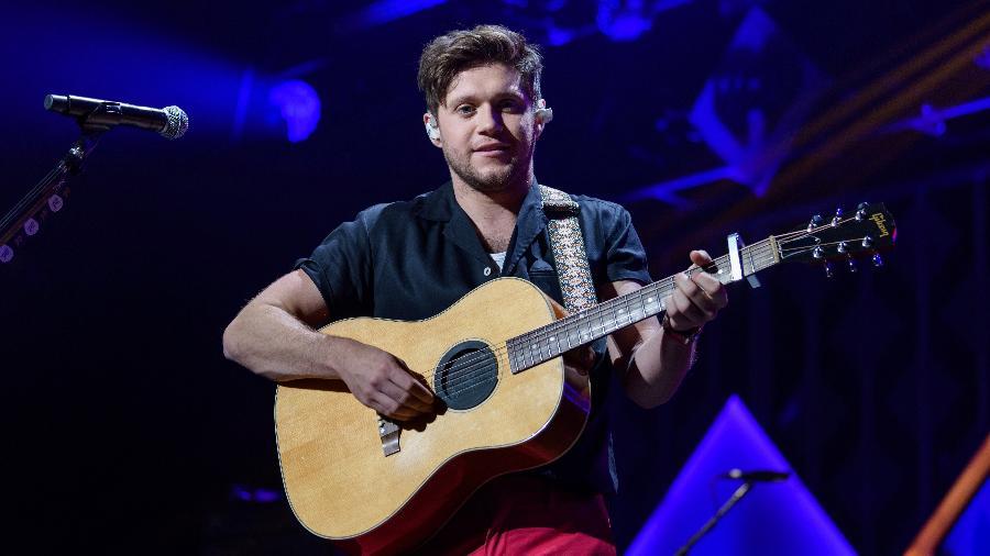 Niall Horan se apresenta nos EUA, em dezembro de 2019 -  Jason Koerner/Getty Images