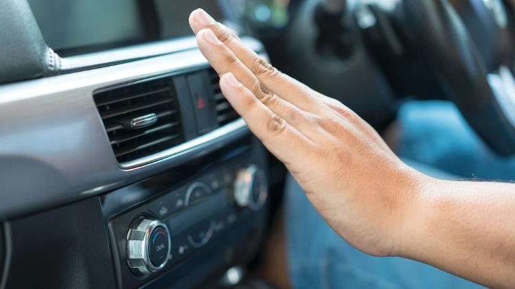 Ar-condicionado carro - Getty Images - Getty Images