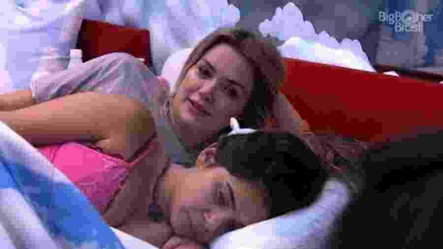 BBB 20: Marcela diz que deu fora em Jared Leto - Reprodução/Globoplay