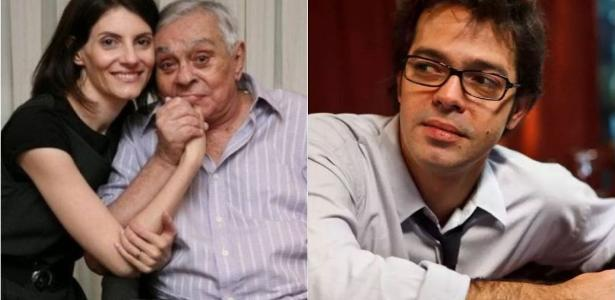 Viúva de Chico Anysio | Malga diz que Mazzeo impede Lug de Paula de receber herança