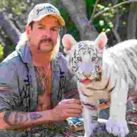 Joe Exotic foi condenado a 22 anos de prisão por planejar o assassinato de sua rival - Divulgação