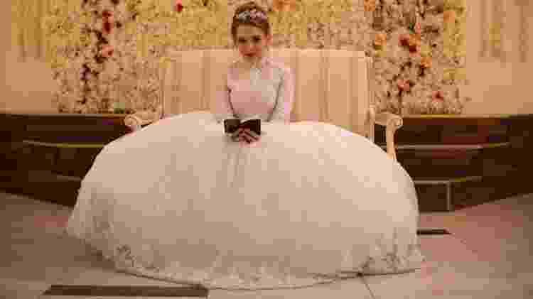 Noiva 'Nada Ortodoxa' - Anika Molnar/Netflix - Anika Molnar/Netflix