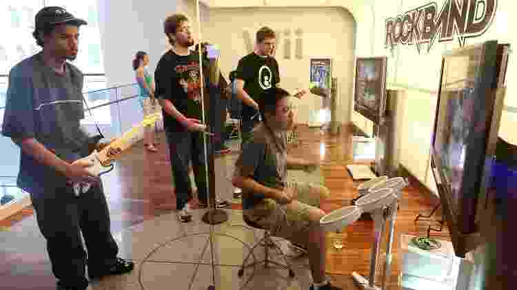 Rock Band Wii - Michael Loccisano/FilmMagic - Michael Loccisano/FilmMagic