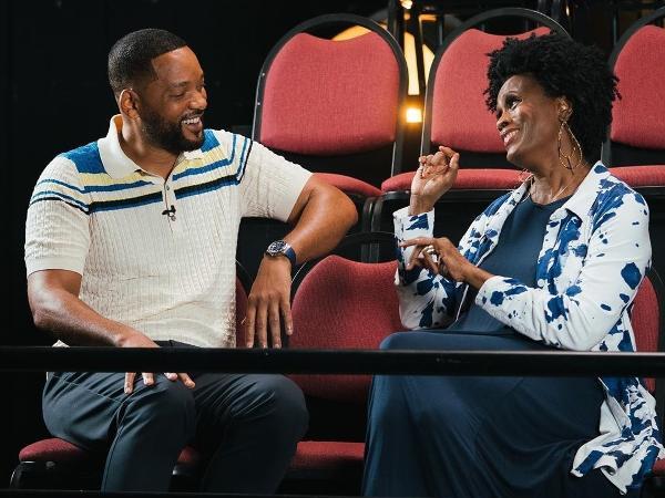 Will Smith e Janet Hubert se reúnem 27 anos após saída dela de 'Um Maluco no Pedaço'