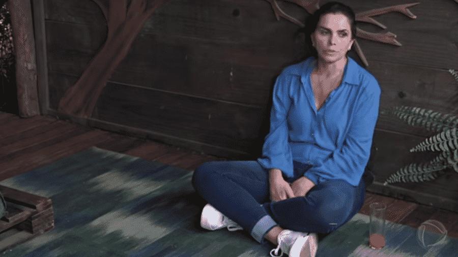 A Fazenda 2020: Luiza diz torcer para não ter briga com Jojo Todynho - Reprodução/Playplus