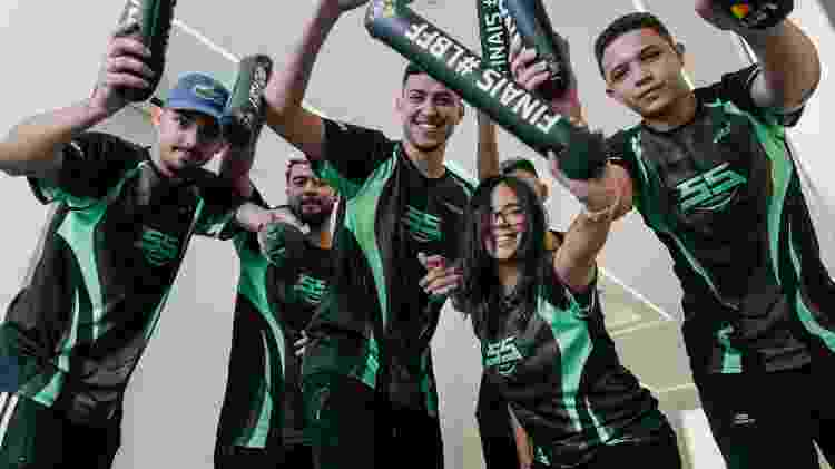 SS Esports Free Fire LBFF Terceira Etapa 2020 - Cesar Galeao/Garena - Cesar Galeao/Garena