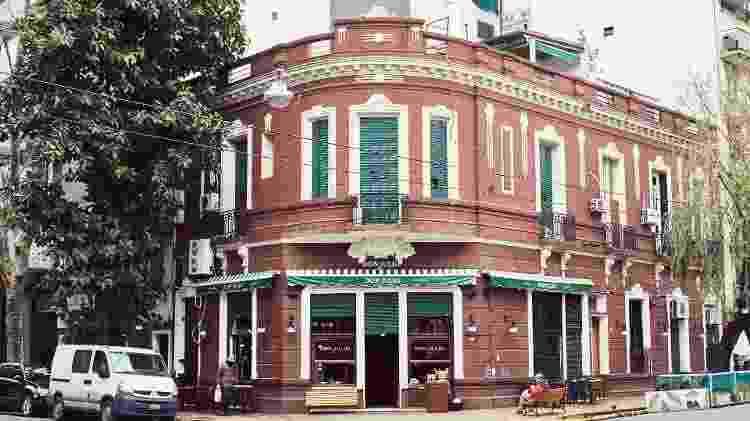 Fachada da parrilla Don Julio, em Palermo, um dos bairros mais agitados de Buenos Aires - Divulgação - Divulgação