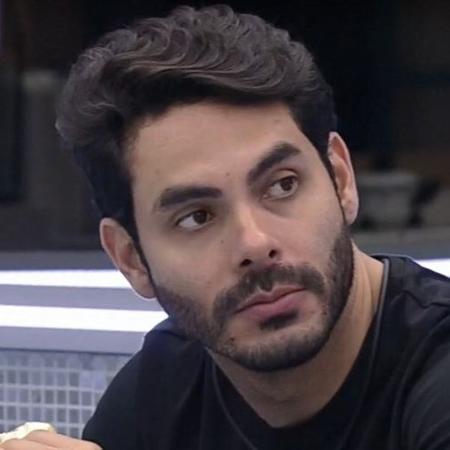 BBB21: Rodolffo conversa com brothers - Reprodução/ GloboPlay