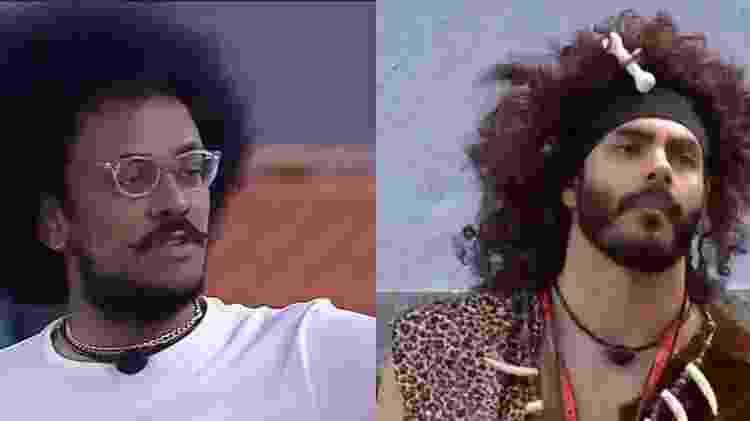 João - Rede Globo/Reprodução - Rede Globo/Reprodução
