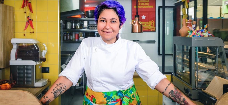 Mariele Goés: de uma redação de revista ao próprio restaurante em Paris - Matthieu Chaillou