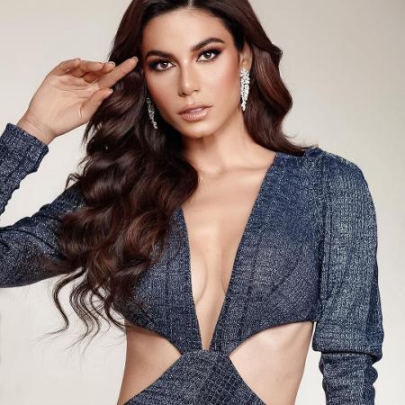 Julia Gama é a Miss Brasil 2020 - Reprodução/Instagram