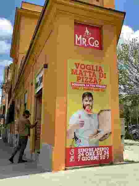 Esquina de Roma tem pizza fast-food feita por robô - dpa/picture alliance via Getty Images - dpa/picture alliance via Getty Images