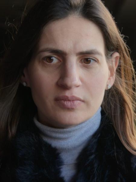 Andrea Mannelli, vítima de João de Deus, em cena de documentário da Netflix - Reprodução