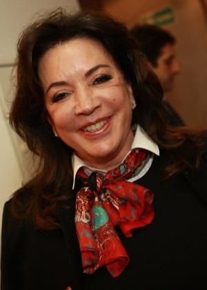 Iris Abravanel, novelista do SBT - Zanone Fraissat/Folhapress