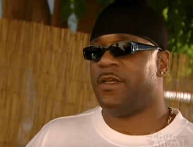 O rapper americano Big Syke, que morreu aos 48 anos na Califórnia - Reprodução
