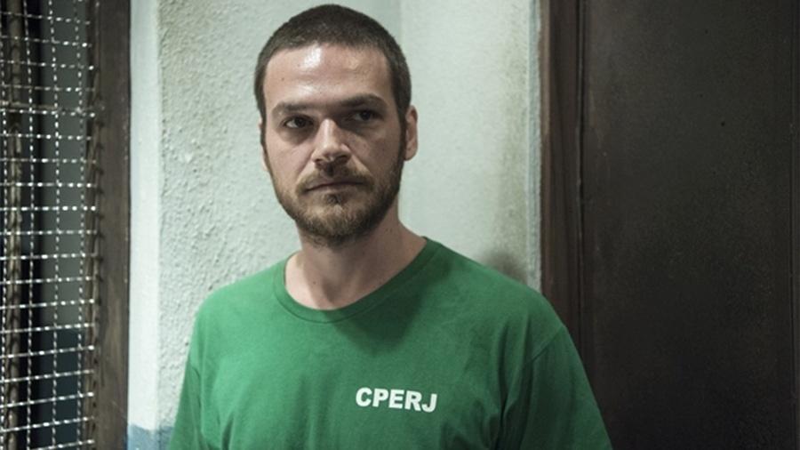 Rubinho (Emilio Dantas) fugirá novamente da prisão - Estevam Avellar/Globo