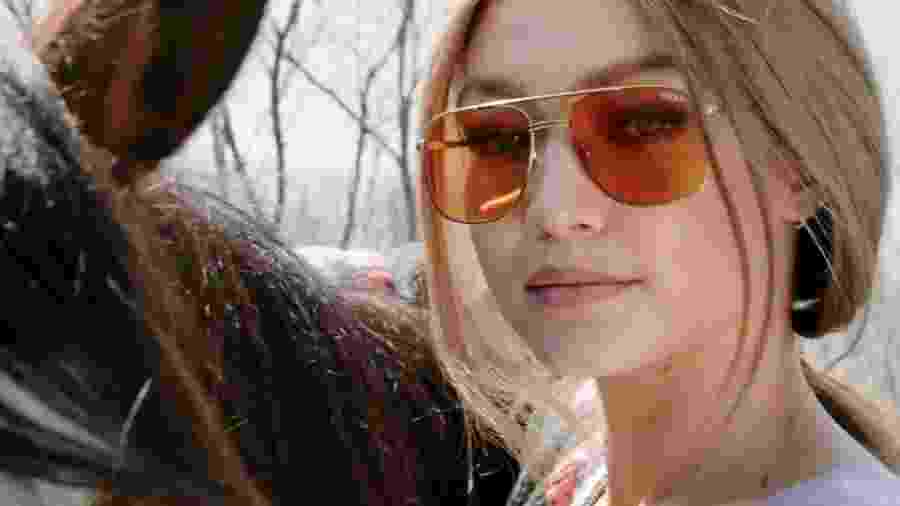 8e1fbfb204fc6 Óculos de lentes amarelas estão com tudo. Mas podem ser usados no ...