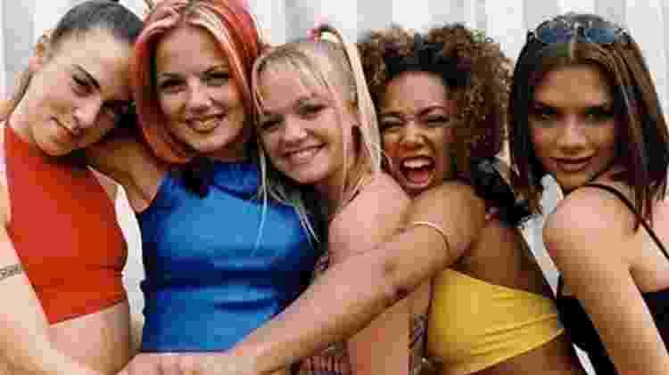 spice girls - Divulgação - Divulgação
