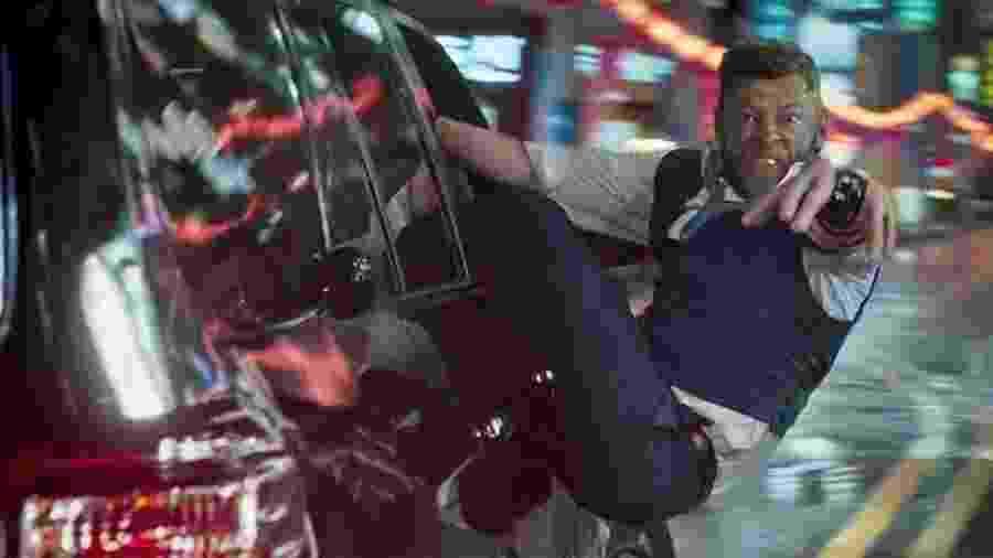 Andy Serkis é o Garra Sônica no filme do Pantera Negra - Reprodução