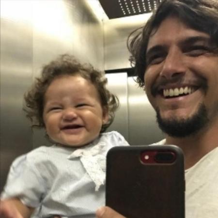 Bruno Gissoni e Madalena - Reprodução/Instagram/brunogissoni