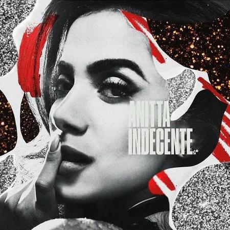 Capa do novo single de Anitta - Divulgação