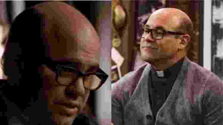 Felicity Antes e Depois Ian - Reprodução - Reprodução