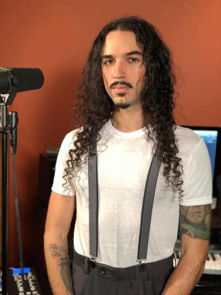 Anthony Vincent, do canal Ten Seconds Songs - Instagram/Reprodução