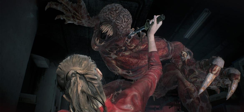 """""""Resident Evil 2"""" será lançado no dia 25 de janeiro - Reprodução"""