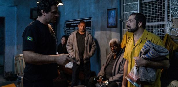 Estreia em 28/11 | Veja o 1º trailer de Carcereiros - O Filme, com Lombardi