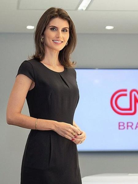Carol Nogueira apresenta a partir de hoje cobertura especial sobre protestos nos EUA - Divulgação/CNN Brasil