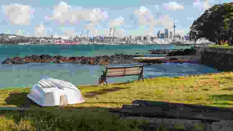 O subúrbio de Devonport é perfeito para quem quer algo mais tranquilo - Getty Images/iStockphoto