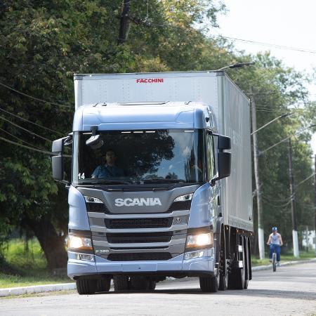 Despesas só não foram maiores porque o diesel apresentou ligeira queda na comparação anual - Divulgação