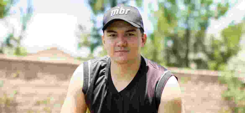 """Alencar """"trk"""" Rossato, 25 anos, se projetou como pro-player na Team One, e em 2020 entrou para a MiBR, maior equipe do país - Divulgação/MiBR"""