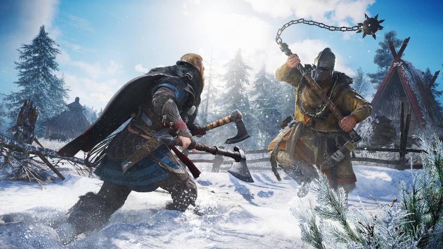 """Assassin""""s Creed Valhalla - Reprodução"""