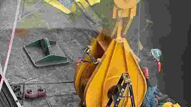 MV Golden Ray Popa - Divulgação/Guarda Costeira dos EUA - Divulgação/Guarda Costeira dos EUA