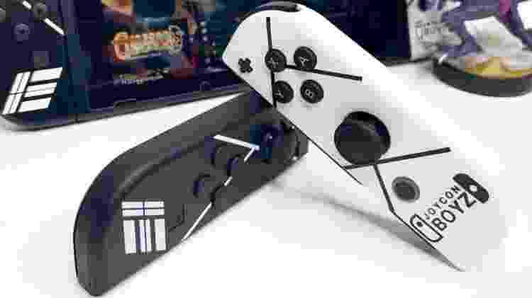 Controles customizados Etikon para o Switch - Divulgação / Captain Alex - Divulgação / Captain Alex