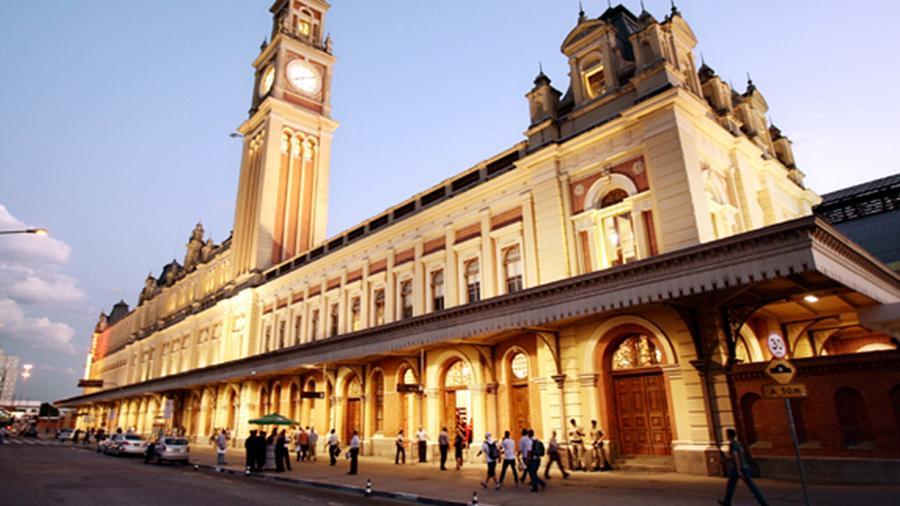 Museu da Língua Portuguesa, na Estação da Luz - Cleo Velleda/Governo de SP